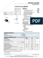 Mosfet IRF450B