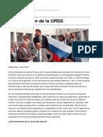 Sinpermiso-la Disolucion de La Urss-2017!12!10
