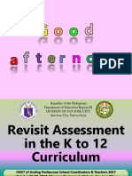 assessment in K-12