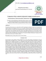 Introduction to Plyometrics - Converting Strength to Power