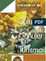 Folleto Programacion Otoño 2007 Archena