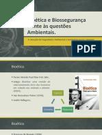 Bioética e Biossegurança - ED3-1