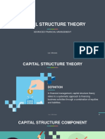 capital structure advanced financial management.pptx