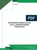 PROGRAM PENGELOLAAN ALAT LABORATORIUM TAHUN 2018-converted.docx