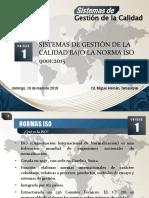 Normas ISO U1