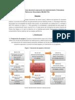 Características Técnicas Durante La Ejecución de Mantenimiento Trituradora Hidrocono Secundaria SM