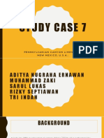 Study Case 7