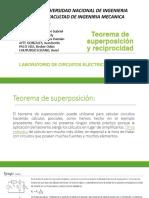 2. Teorema de Superposicion y Reciprocidad