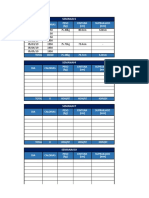 Excel de Progreso