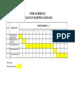 TIME SCHEDULE KEGIATAN MAPPING GEOLOGI Ifishdeco.pdf