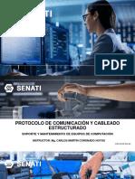 Trabajo de Protocolo de Comunicación