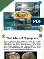 Fingerprint History