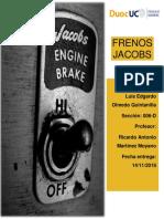 Jake Brake Frenos