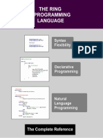 The Ring programming language version 1.7 book - Part 1 of 196