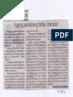 Balita, May 20, 2019, 9 pang panukalang batas, ihahabol.pdf
