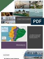 Coast in Ecuador - Jueves 24