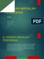 PPT 9 Masalah-masalah-pendidikan 9