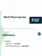 Incidents Types
