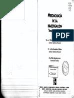 Hernandez R. Et Al. Metodologia de La Investigacion