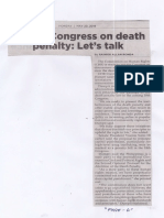 Philippine Star, May 20, 2019, CHR to Congress on death penalty Lets talk.pdf