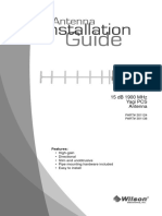 Installing Wilson Yagi Antenna 301124