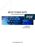 CST STUDIO SUITE - PCB and Package Simulation.pdf