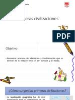Legado de Las Civilizaciones