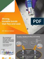 Final Adhesive Sealants Brochure