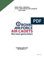 ACP 633 - Air cadet Band drill.pdf