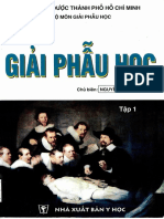Bài giảng Giải Phẫu Học Tập 1 - Nguyễn Quang Quyền.pdf
