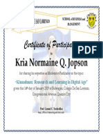 Kria - Certificate of Appreciation.docx