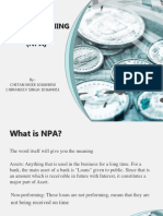 Non Performing Assets PPT