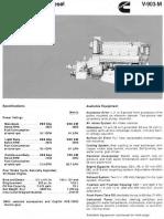 Detroit 6 71 Valve Injector and Governor Adjustment Procedure