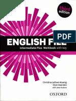 EnglishFile3e-Intermediate Plus WORKBOOK.pdf