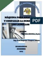 Info Resistencia de Materiaes- Rivera Segura Deyler