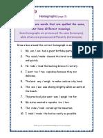 Grade 3 Grammar Worksheets Conjunctions5