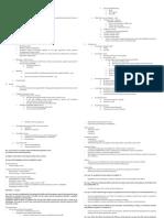 Partial Balane Notes