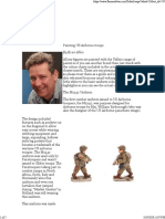 FOW WWII US Airborne Painting Guide