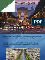 Champs Élysées