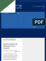 Vamos controlar um interruptor com o Arduino? - Pplware.pdf