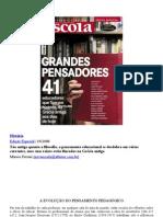 17730208 Especial Grandes Pens Adores Da Educacao