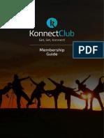 Konnect Club Membership Guide