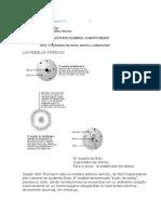 GUÌA de ESTUDIO QUÌMICA CUARTOS MEDIOS Colegio Dgo Eyzaguirre Propiedades Nucleo Atomico y Radiactividad (1)