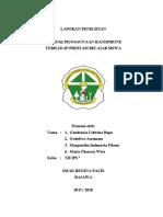 LAPORAN PENELITIAN - DAMPAK PENGGUNAAN HANDPHONE (prestasi).docx