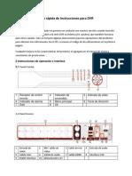 Guía rápida de Instrucciones para DVR.docx