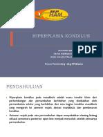 HIPERPLASIA KONDILUS MANDIBULA