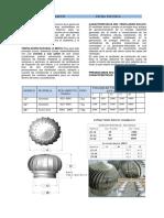 Ficha Tecnica Extractor Eolico