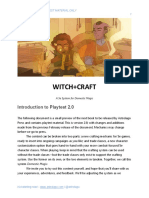 WITCH+CRAFT March 2019 Playtest Preview V2