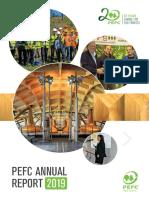PEFC Annual Report 2019
