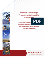 Meet the Future Edge Programmable Industrial Controllers